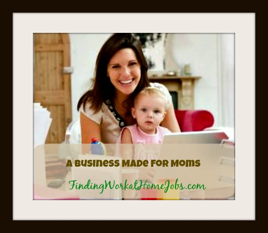 A business made for moms