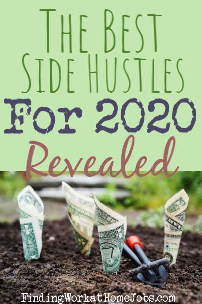 side hustle ideas for 2020