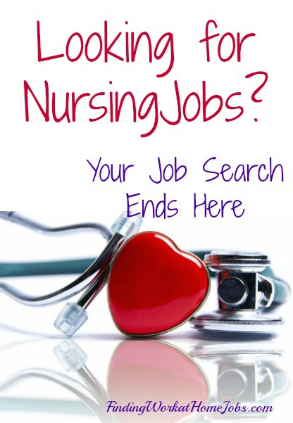 Find High Paying Nursing Jobs Here