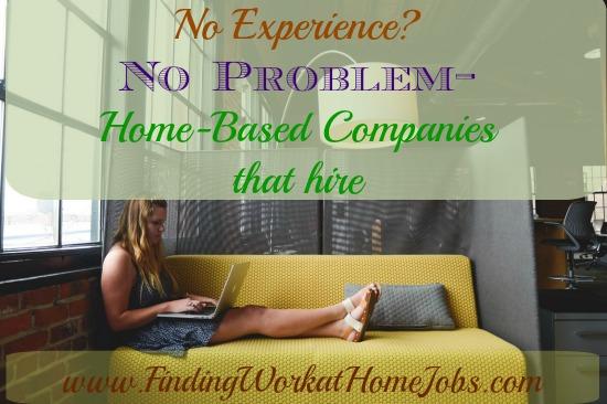 No Experience Jobs