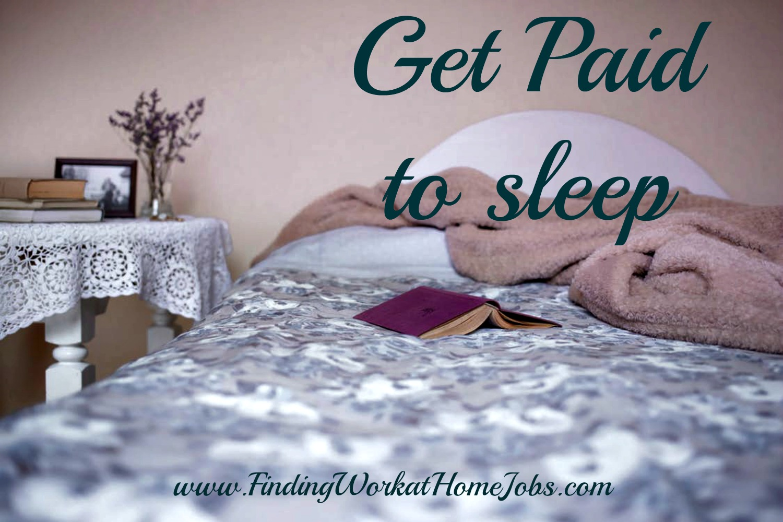 Get paid sleep study nyc
