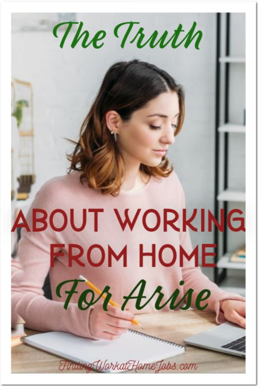 The truth about working from home for Arise