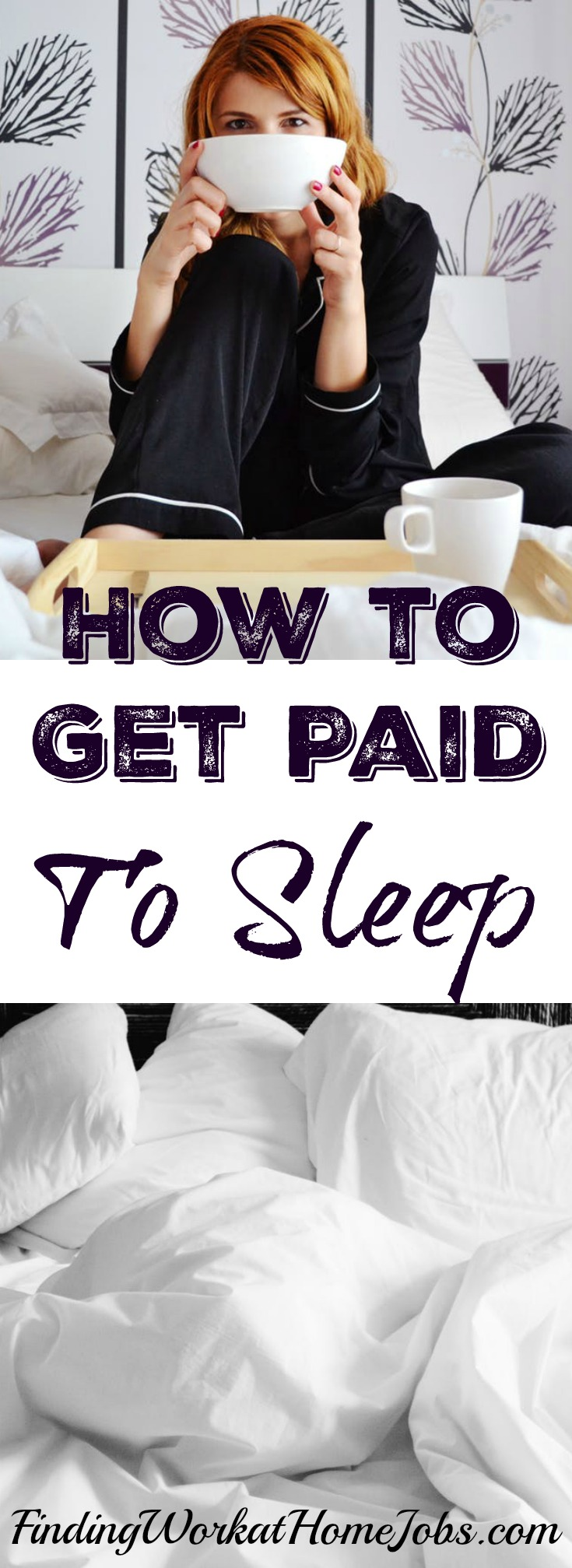 How to get paid to sleep