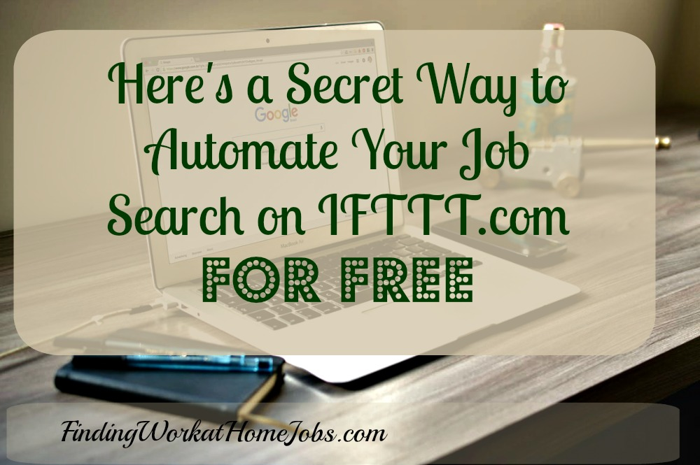 automate your Job Search