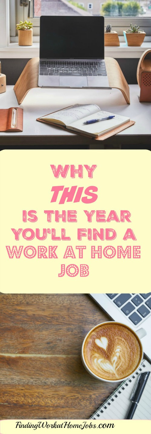 Find a Work at Home Job