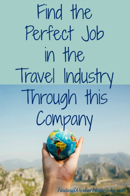work as a travel agent from home